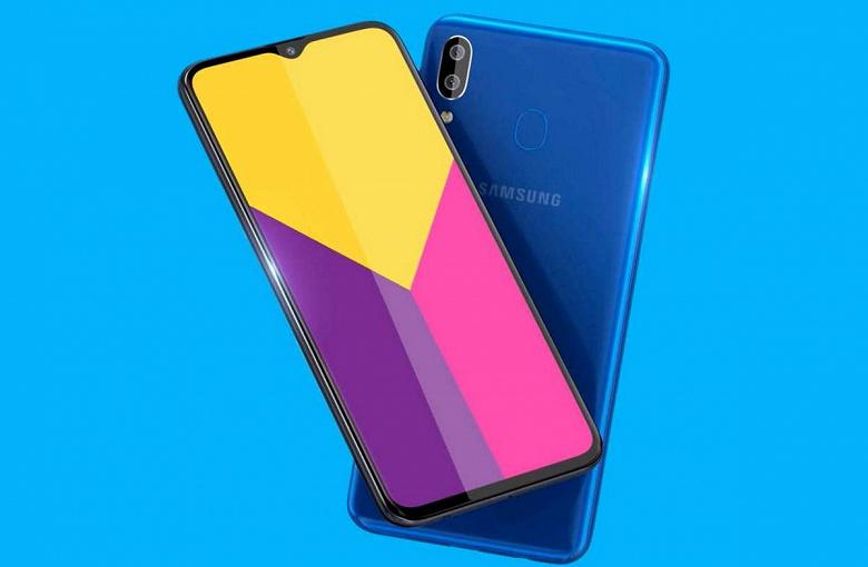 Бюджетный Samsung Galaxy M20 уже с Android 10 даже в Европе