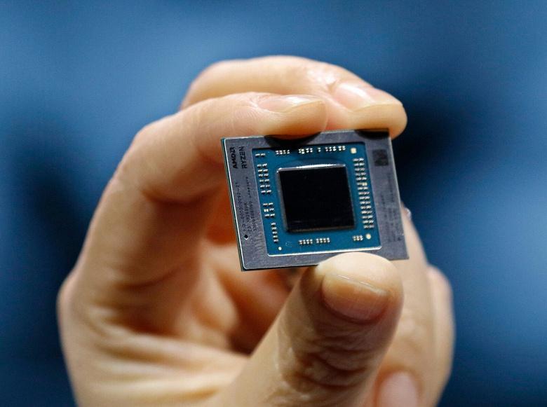 Мобильный экономичный монстр AMD. Ryzen 7 4800HS обходит настольный 95-ваттный Ryzen 7 2700X