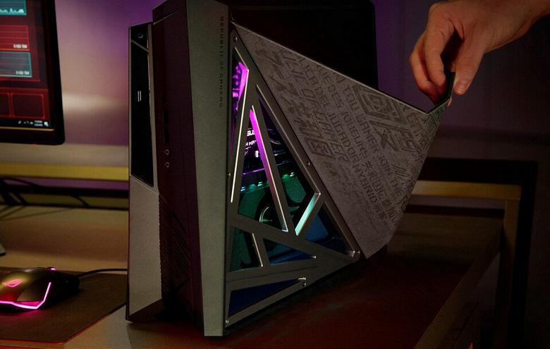 Asus уместила в 17-литровый мини-ПК процессор Core i9-9900K и видеокарту GeForce RTX 2080