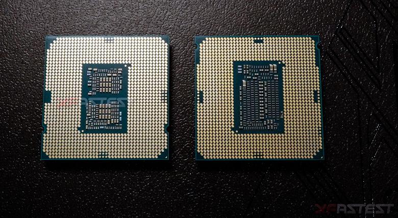 Перед вами 10-ядерный 65-ваттный Core i9-10900 в исполнении LGA 1200