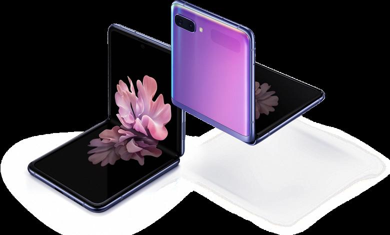 Гибкий Samsung Galaxy Z Flip стал настоящим хитом продаж