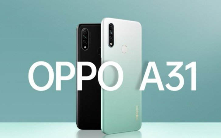 Представлен недорогой смартфон Oppo A31