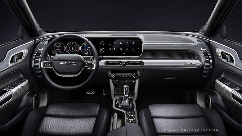 Как бы выглядели Москвич-2140 и ЛуАЗ-969, если бы их начали выпускать в 2020 году? Дизайнер осовременил классические советские авто