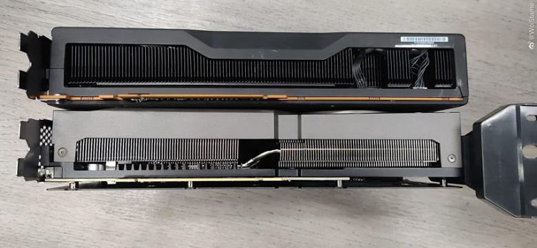 Radeon RX 6800 XT сравнили с GeForce RTX 3070 на живых фото