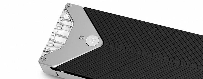 Водоблок EK-Quantum Vector FE RTX 3080 D-RGB для видеокарты Nvidia GeForce RTX 3080 Founders Edition стоит 270 евро