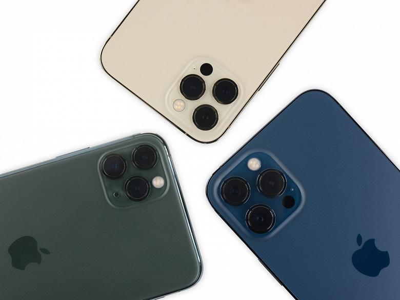 Камера в окружении магнитов, уменьшенная емкость L-образной батареи и неплохая ремонтопригодность. Что еще показало «вскрытие» iPhone 12 Pro Max?