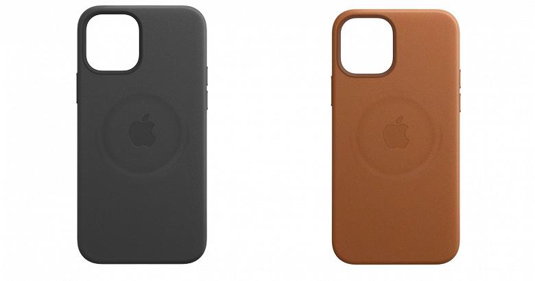 Apple показала, какой след оставляет зарядка MagSafe на кожаном чехле для iPhone 12