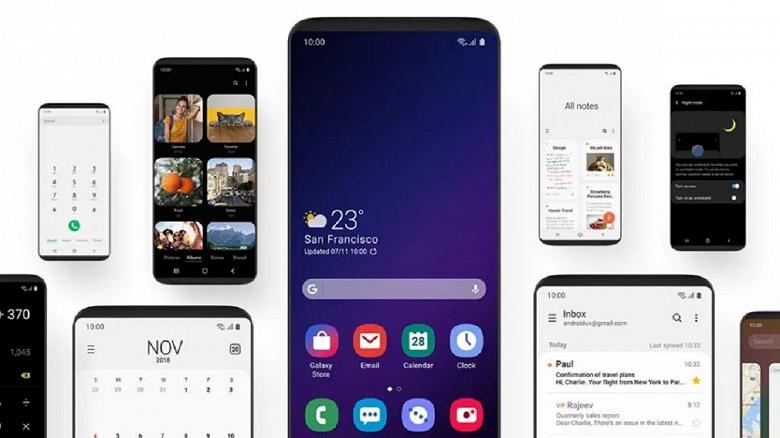 Samsung One UI 3.0 пока проигрывает One UI 2.5. Наглядное сравнение