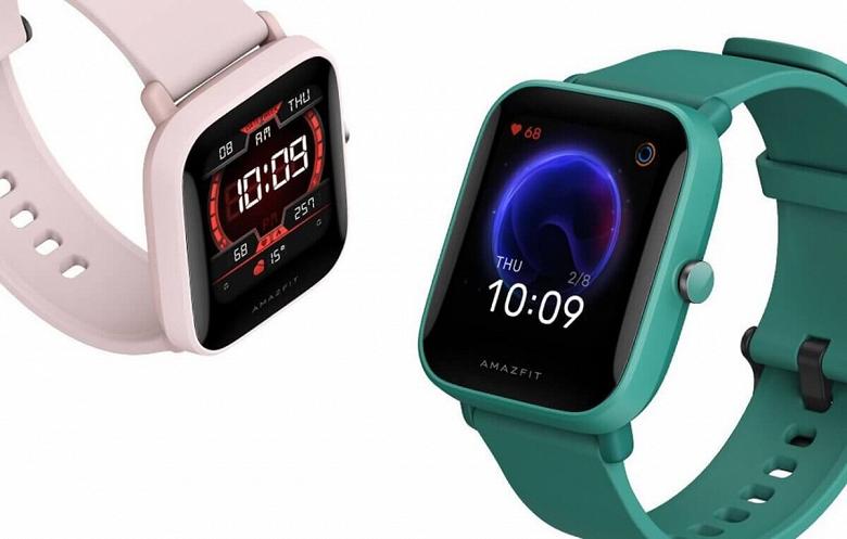 Улучшенные часы Amazfit Bip U Pro с GPS и компасом готовы к выходу