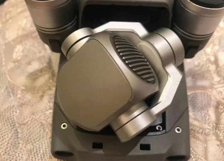 Появились первые изображения дрона DJI Mavic Pro 3