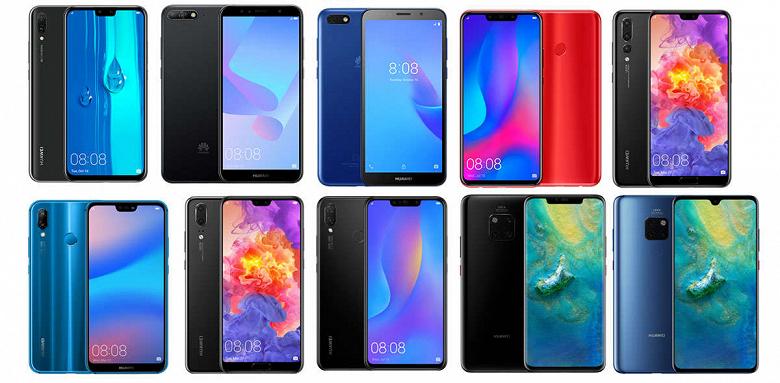 Huawei меняет стратегию и перезапускает 4G-смартфоны