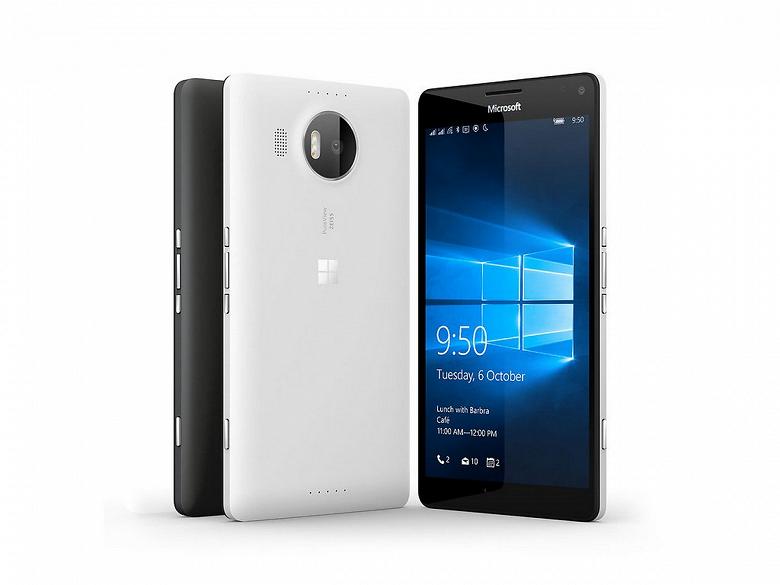 Пятилетний смартфон Microsoft Lumia 950 XL получил операционную систему Surface Hub