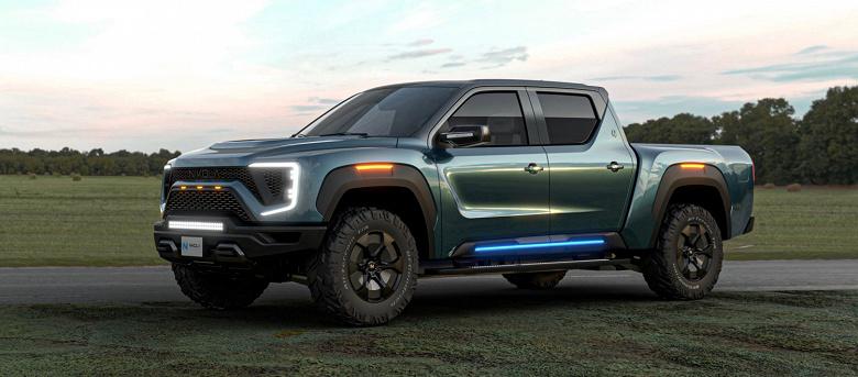 GM не будет выпускать пикапы Nikola на водородных топливных элементах