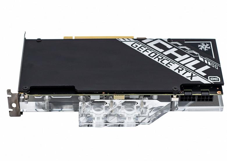 Видеокарты серии Inno3D GeForce RTX 30 iChill Frostbite оснащены водоблоками