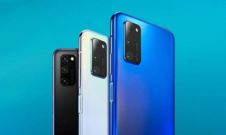 Huawei нужнее. Компания лишила Honor V40 Pro+ своей флагманской платформы Kirin 9000