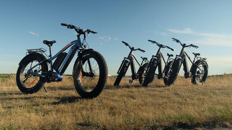 Электровелосипед с запасом хода до 320 км и скоростью до 55 км/ч. Представлен BiktrixJuggernautDuo