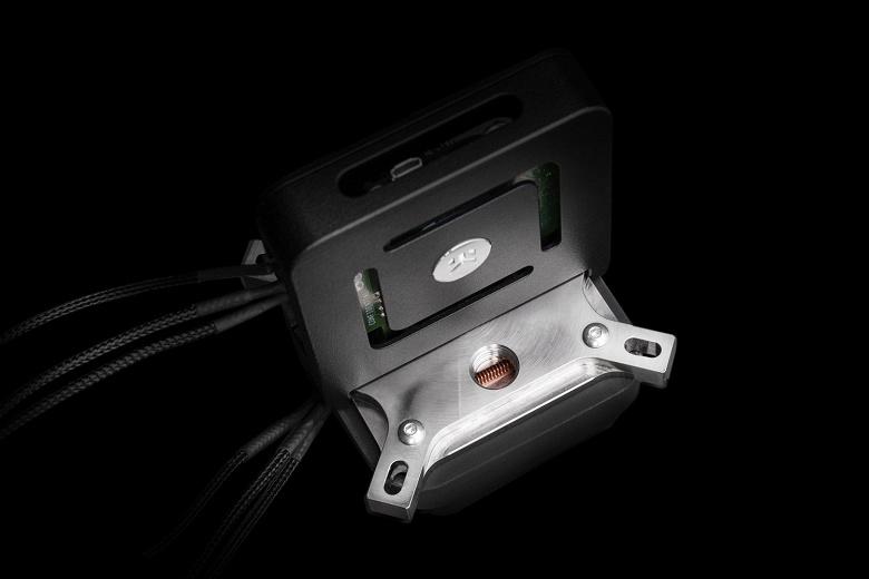 Процессорный водоблок EK-QuantumX Delta TEC стоит 350 евро