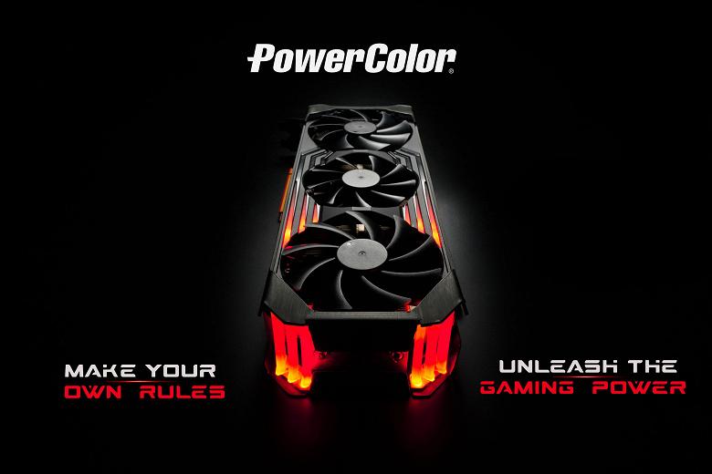 «Красный дьявол» среди Radeon RX 6800 XT. PowerColor показала адаптер RedEvil