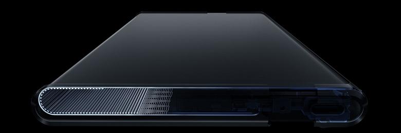 Представлен Oppo X 2021: первый смартфон со сворачивающимся экраном