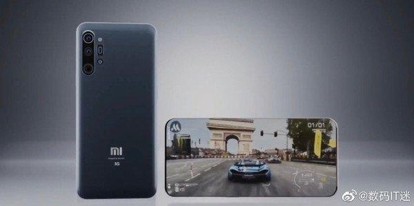 Безрамочный флагман Xiaomi Mi 11 Pro показали с обеих сторон на новых рендерах
