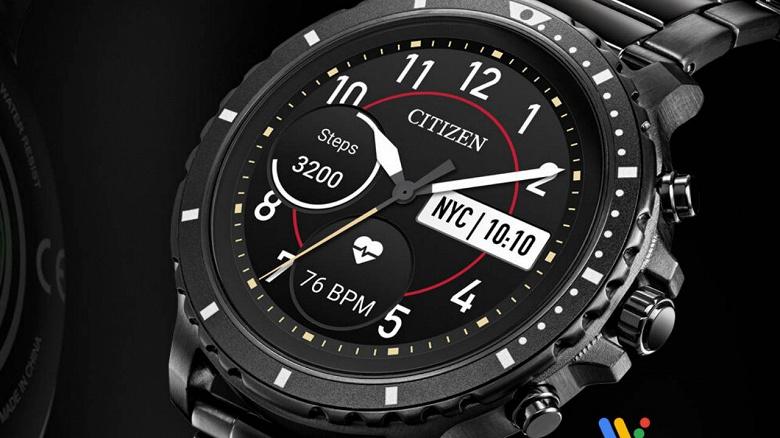 Легендарный японский производитель часов представил свои первые умные часы