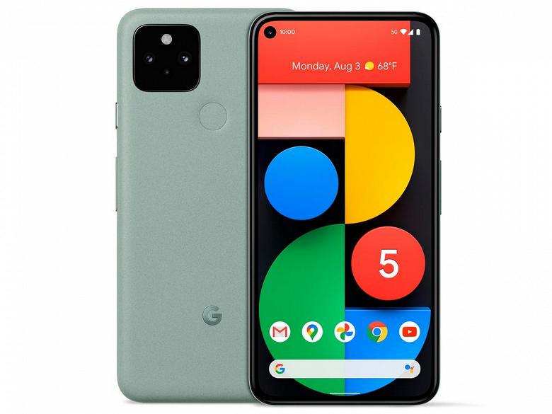 Некоторые Google Pixel 5 взбесились. Звук ведёт себя хаотично
