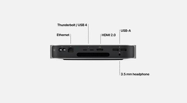 Представлен Mac Mini на платформе Apple M1. Гораздо мощнее предшественника, и на $100 дешевле