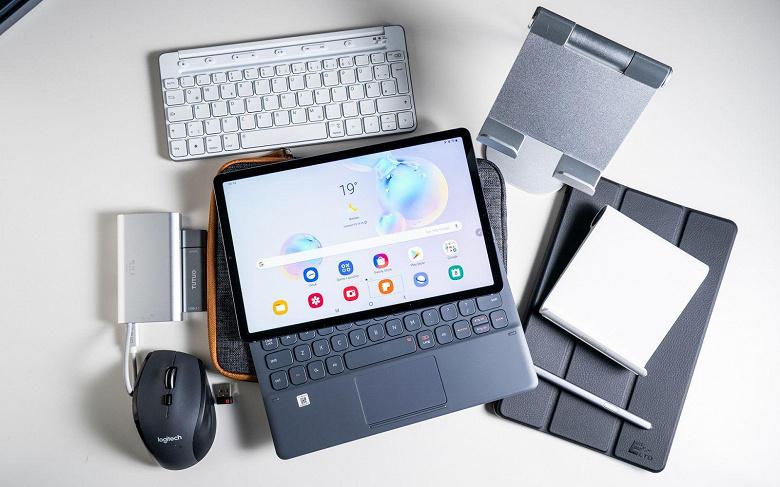 Флагманский Samsung Galaxy Tab S6 официально подешевел более чем в два раза на территории США