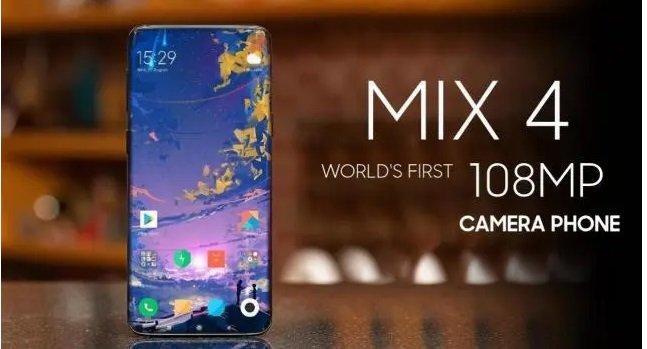 Не ждите Xiaomi Mi Mix 4 в ближайшее время