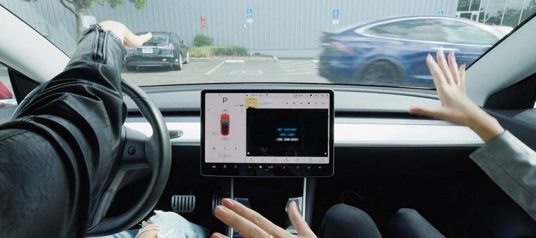 Хакер обнаружил в обновлении ПО Tesla указания на поддержку 5G и режима точки доступа