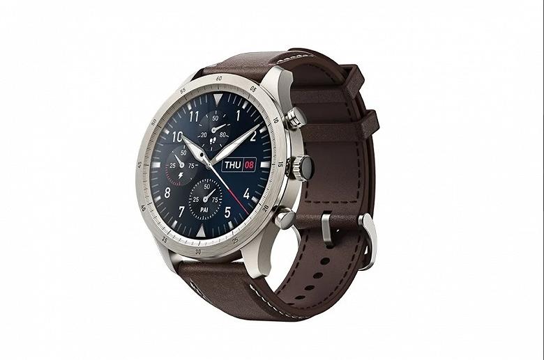 Производитель Xiaomi Mi Band и Amazfit представил флагманские часы Zepp Z