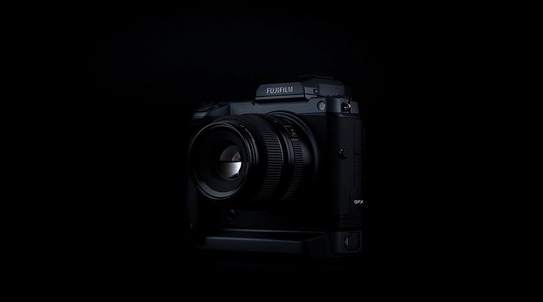 Представлена камера Fujifilm GFX100 IR, которую не смогут купить частные лица