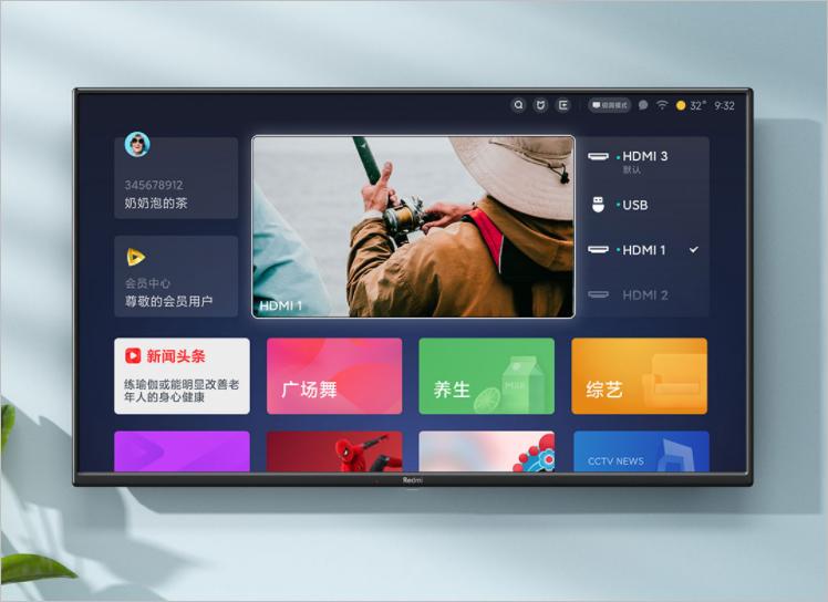 Телевизоры Xiaomi бьют рекорды популярности в Китае. За третий квартал продано 3,1 миллиона устройств