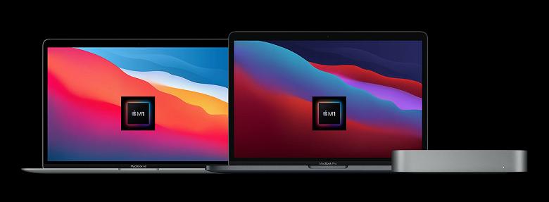 Стартовали продажи новейших MacBook и Mac mini в России