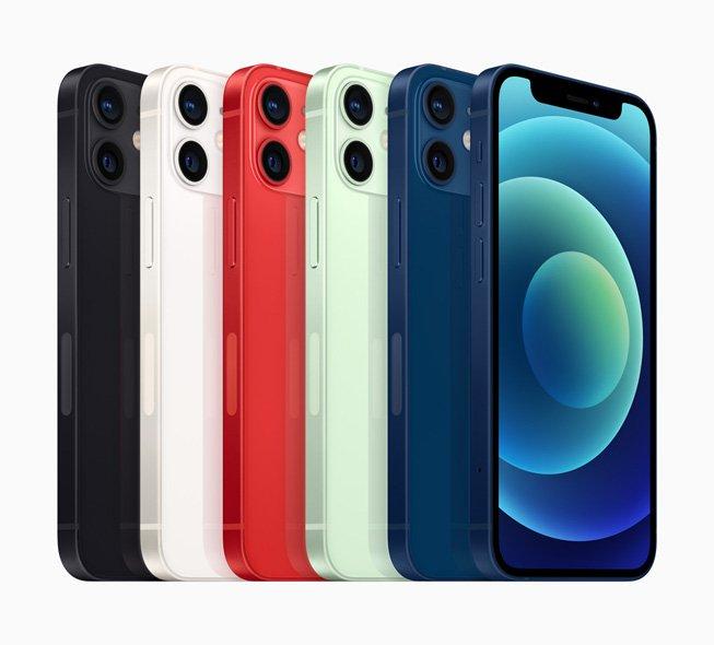 Стартовали продажи iPhone 12 Pro Max и iPhone 12 mini в России и других странах