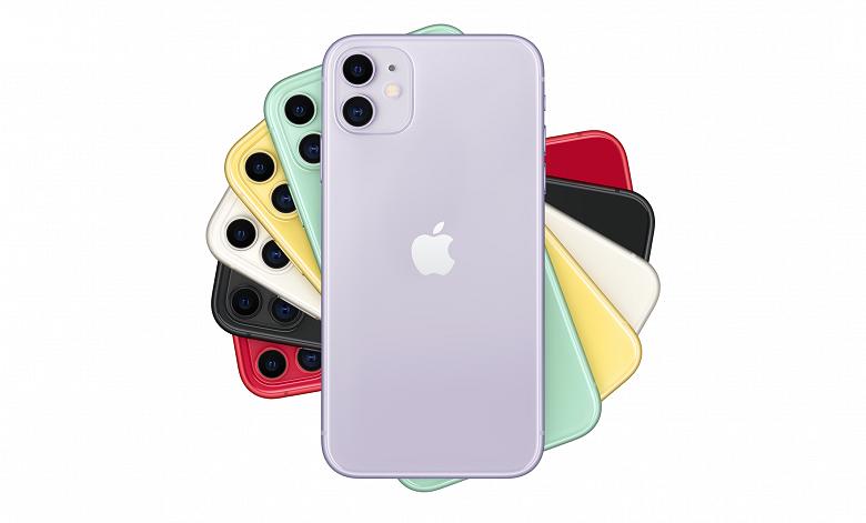 Шесть из десяти самых продаваемых смартфонов — iPhone. Apple заняла более половины рынка смартфонов Канады