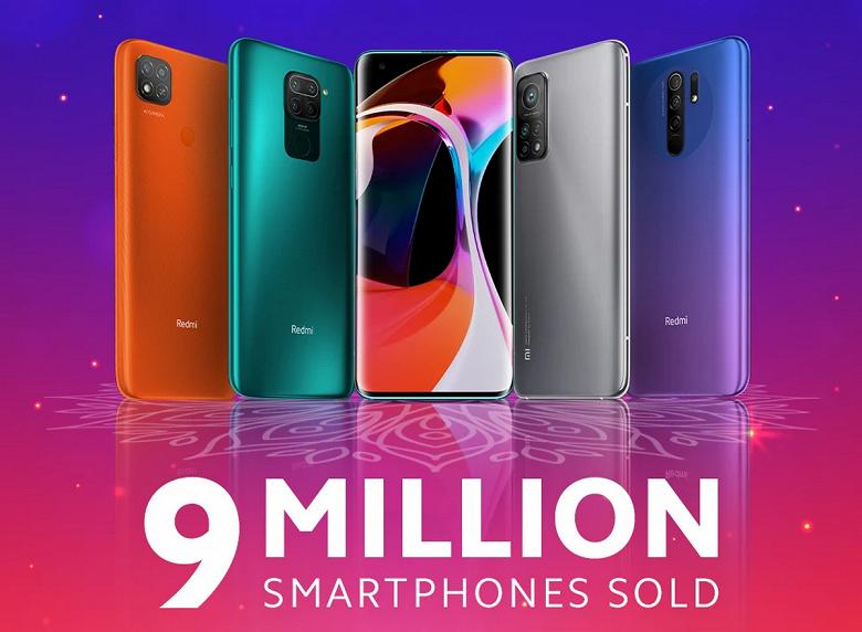 Xiaomi быстро поставила на место молодую Realme. Китайский гигант побил рекорд конкурента