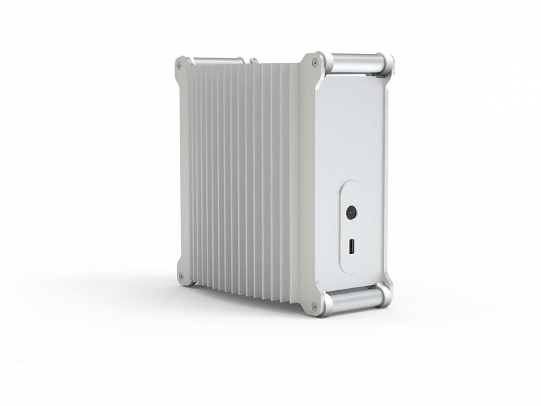Представлен корпус Streacom DB1 для небольшого ПК с пассивным охлаждением