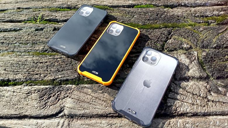 Создатели самого прочного в мире телефона предлагают надёжную защиту iPhone 12 и Samsung Galaxy