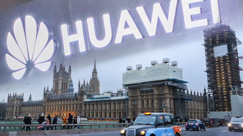 UK will spend a third of a billion dollars to get rid of Huawei