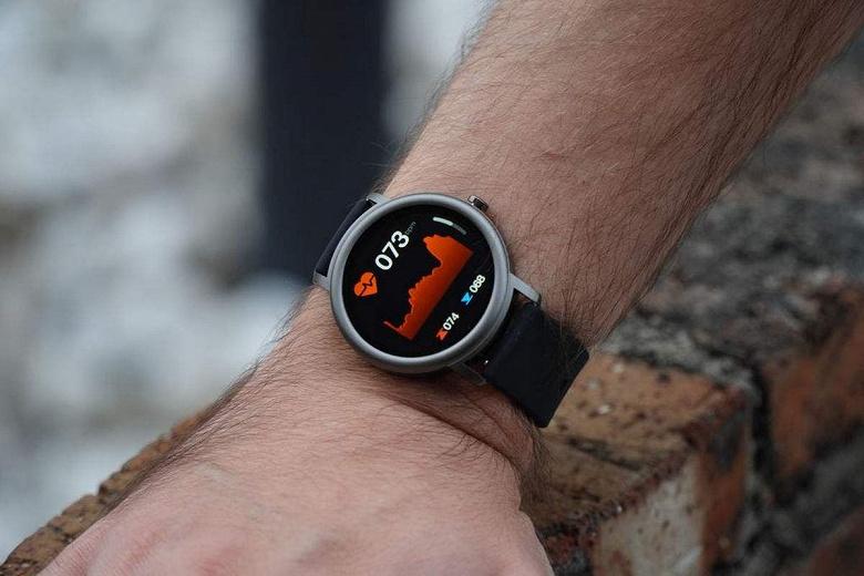 При поддержке Xiaomi выпущены современные водонепроницаемые часы Mibro Air за $30