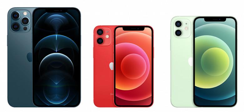Самый маленький и самый большой iPhone 12 доступны для заказа в России и по всему миру