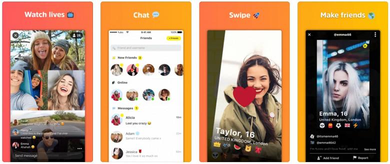 Yubo — замена TikTok и новая веха в социальных сетях с нетрадиционным подходом