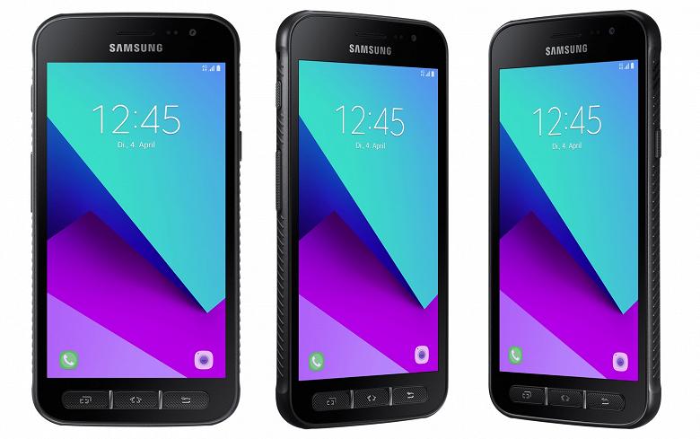 Первый неубиваемый смартфон Samsung с поддержкой новейших технологий