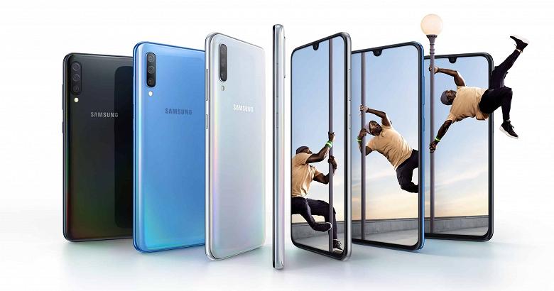 Очень популярный смартфон Samsung Galaxy A70 получил One UI 2.5