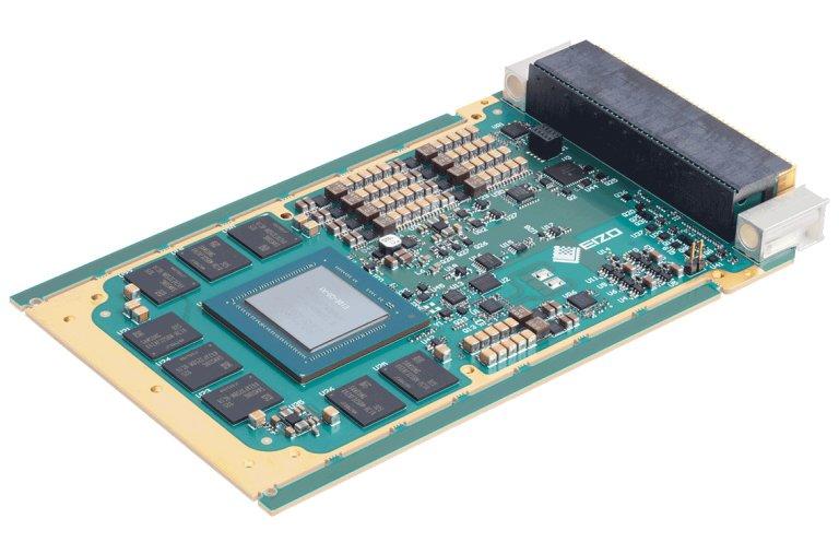 Карта EIZO Condor GR5-RTX5000 предназначена для приложений ИИ в военной технике