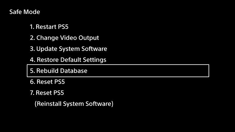 Одна из самых неприятных проблем Sony PlayStation 5 решена без необходимости стирания данных