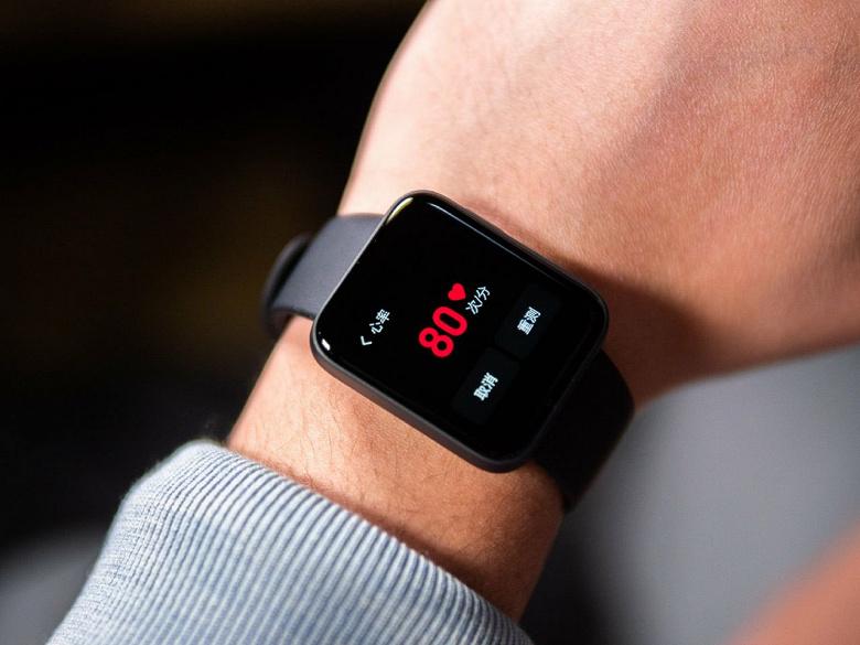 Только что представленные Redmi Watch вышли за пределами Китая по завышенной цене