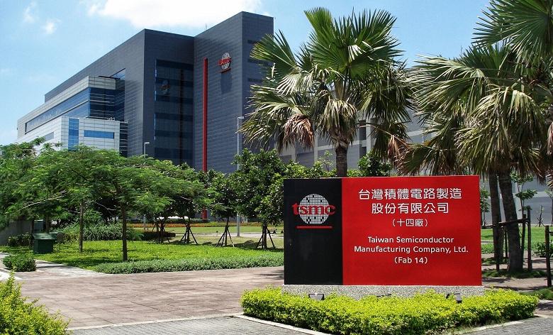 Завершено строительство фабрики TSMC, на которой в 2022 году должен начаться серийный выпуск 3-нанометровых микросхем