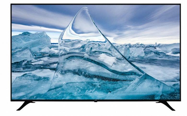 Новые телевизоры Nokia вышли в Европе по цене от 400 до 1400 евро